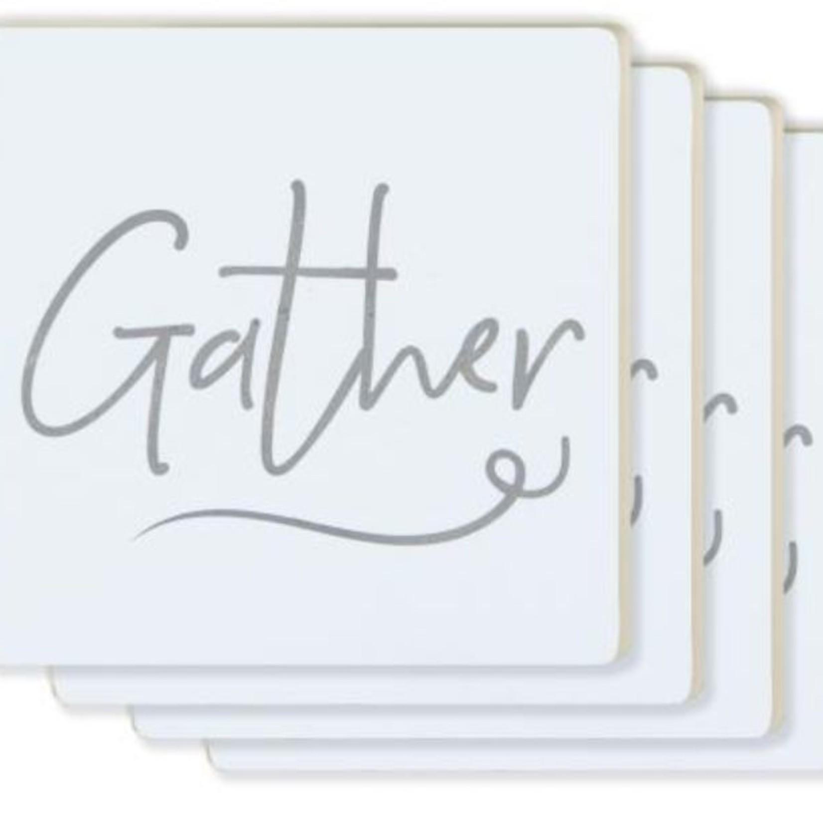 Gather Coasters - Set of 4