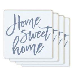 Home Sweet Home Coasters - Set of 4