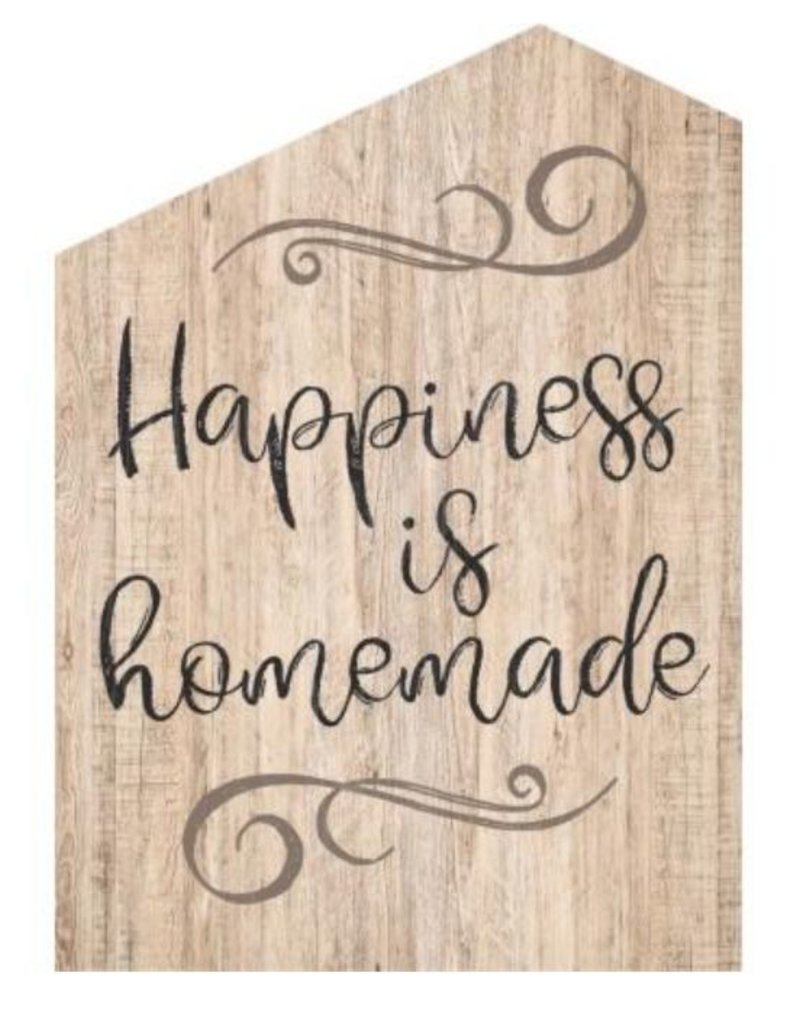 picture relating to Happiness is Homemade titled Joy Is Home made