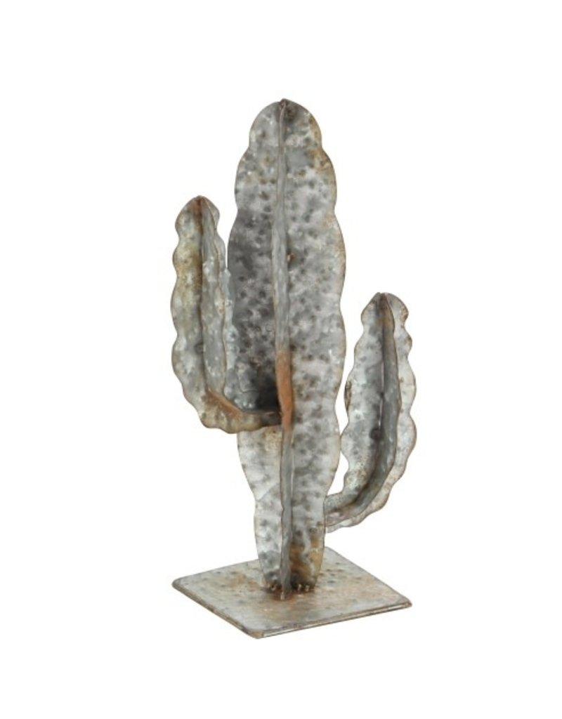 Metal Cactus 20394