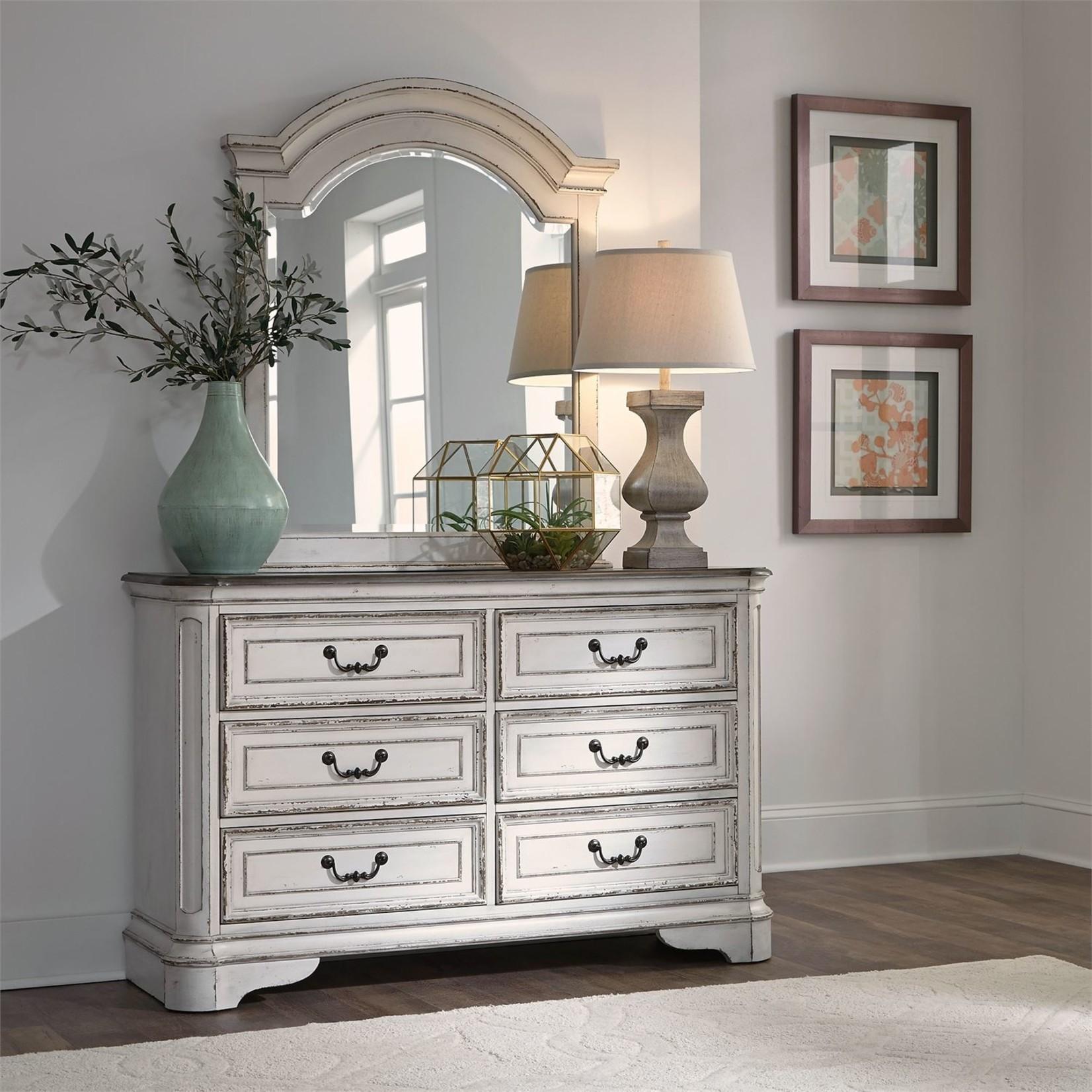 Magnolia Manor Youth Dresser