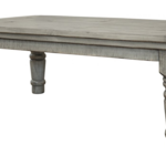 Botero Gray Coffee Table