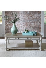 Magnolia Manor Rectangular Coffee Table