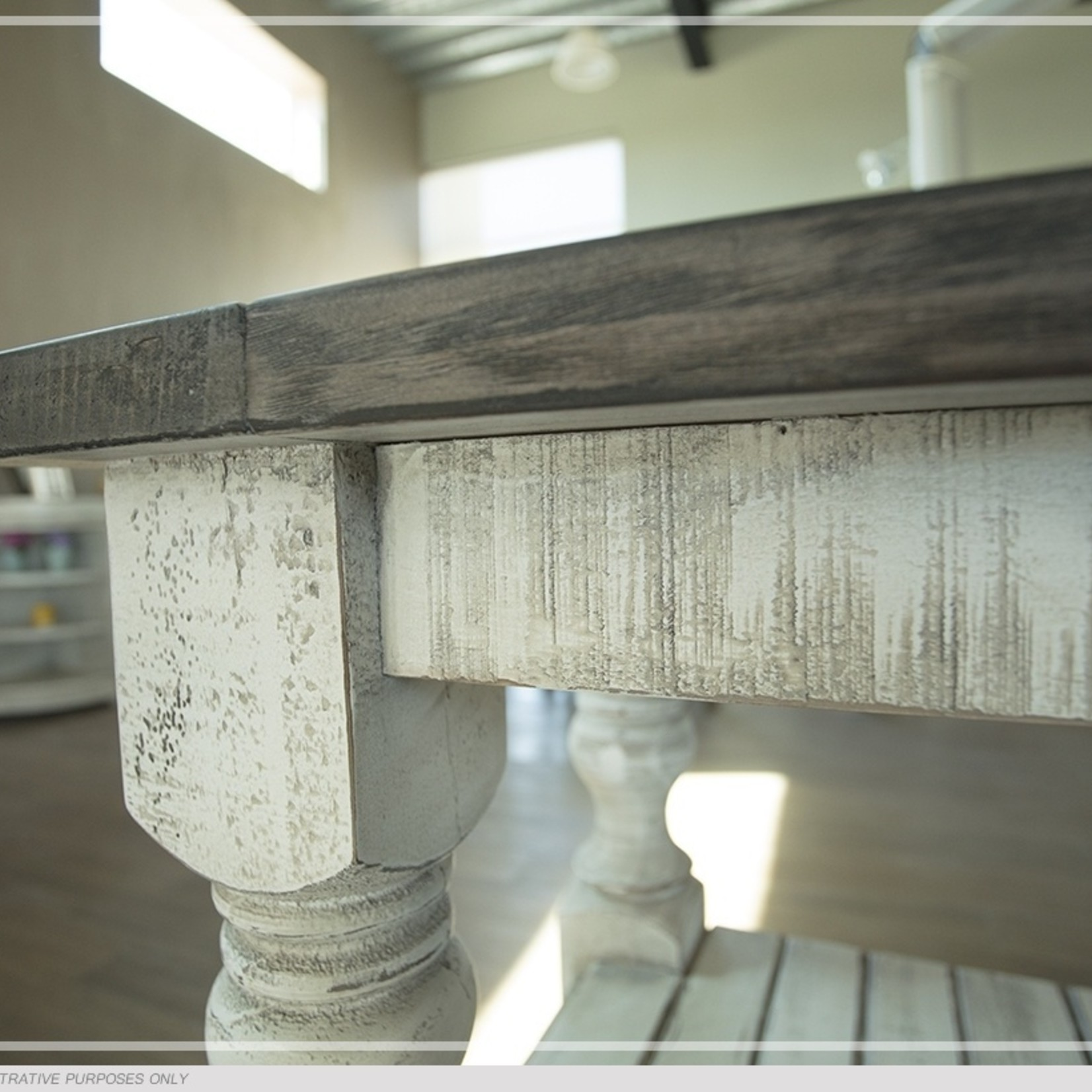 Stone Chair Side Table
