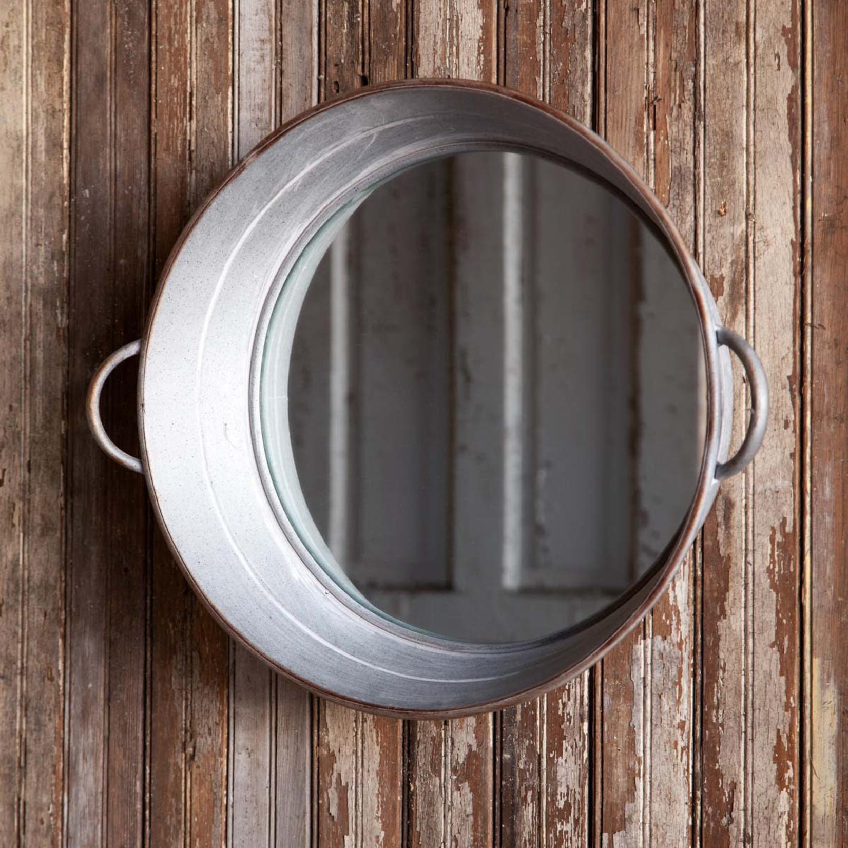 Wash Tub Mirror