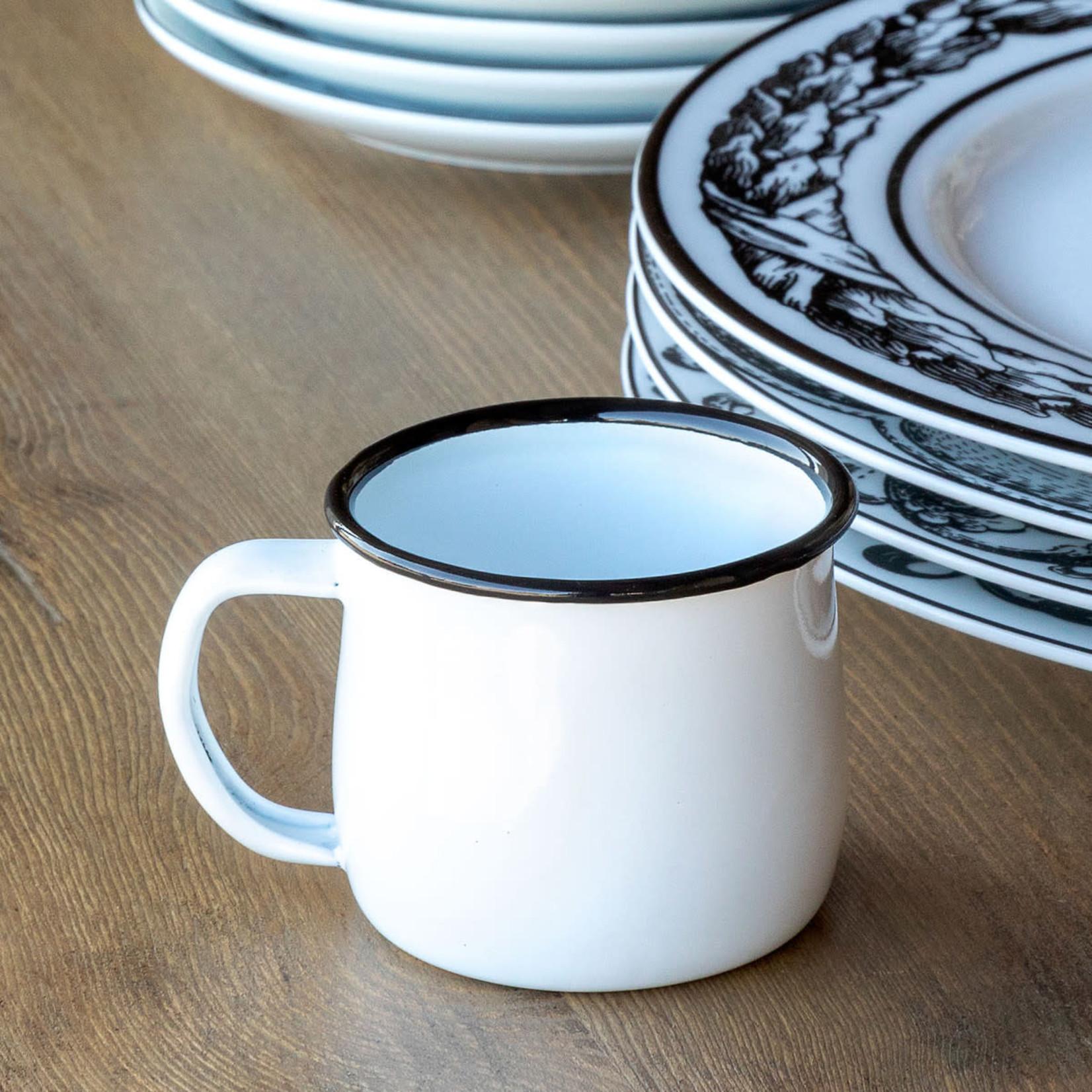 Farmhouse Enamelware Mini Mug