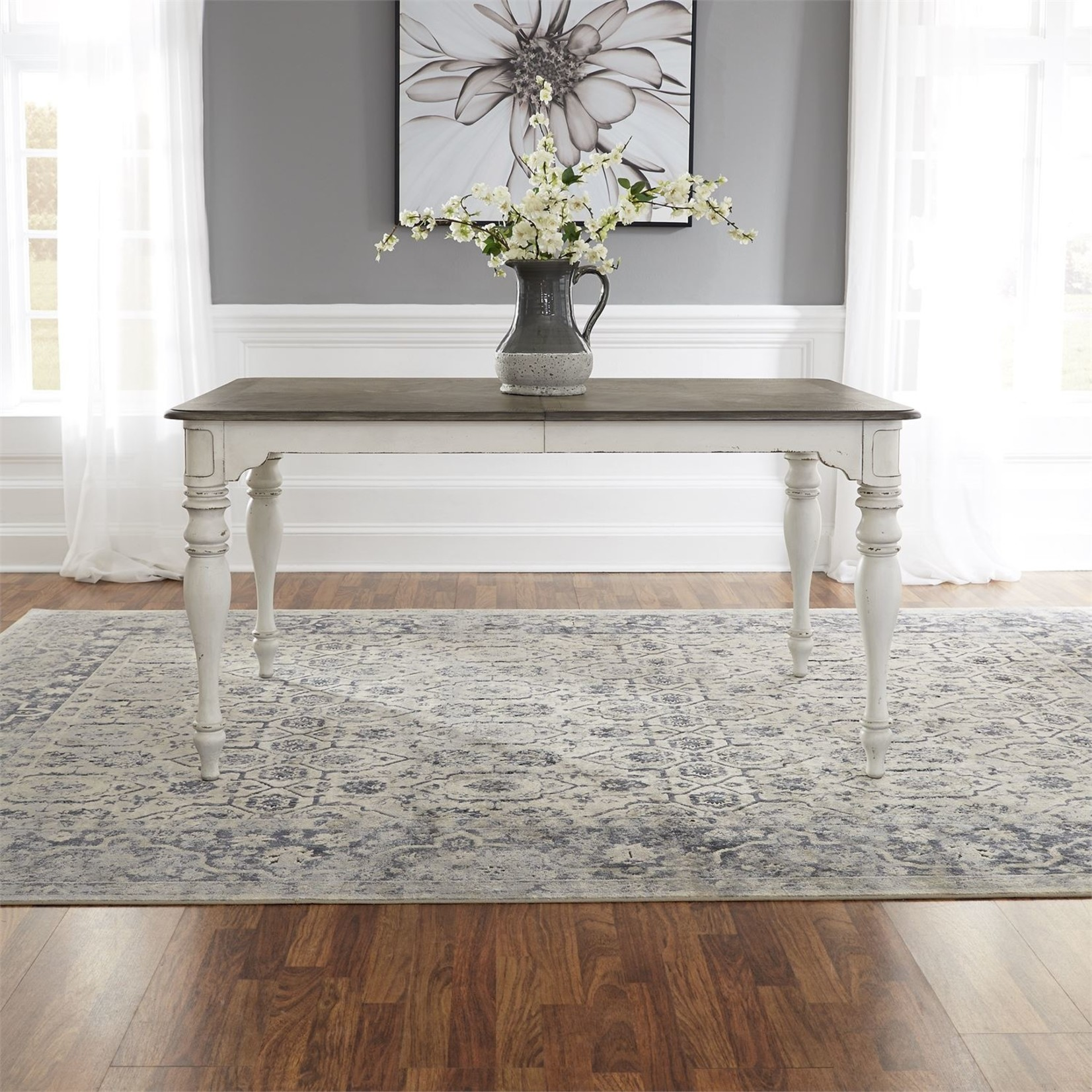 Magnolia Manor Casual Dining Table