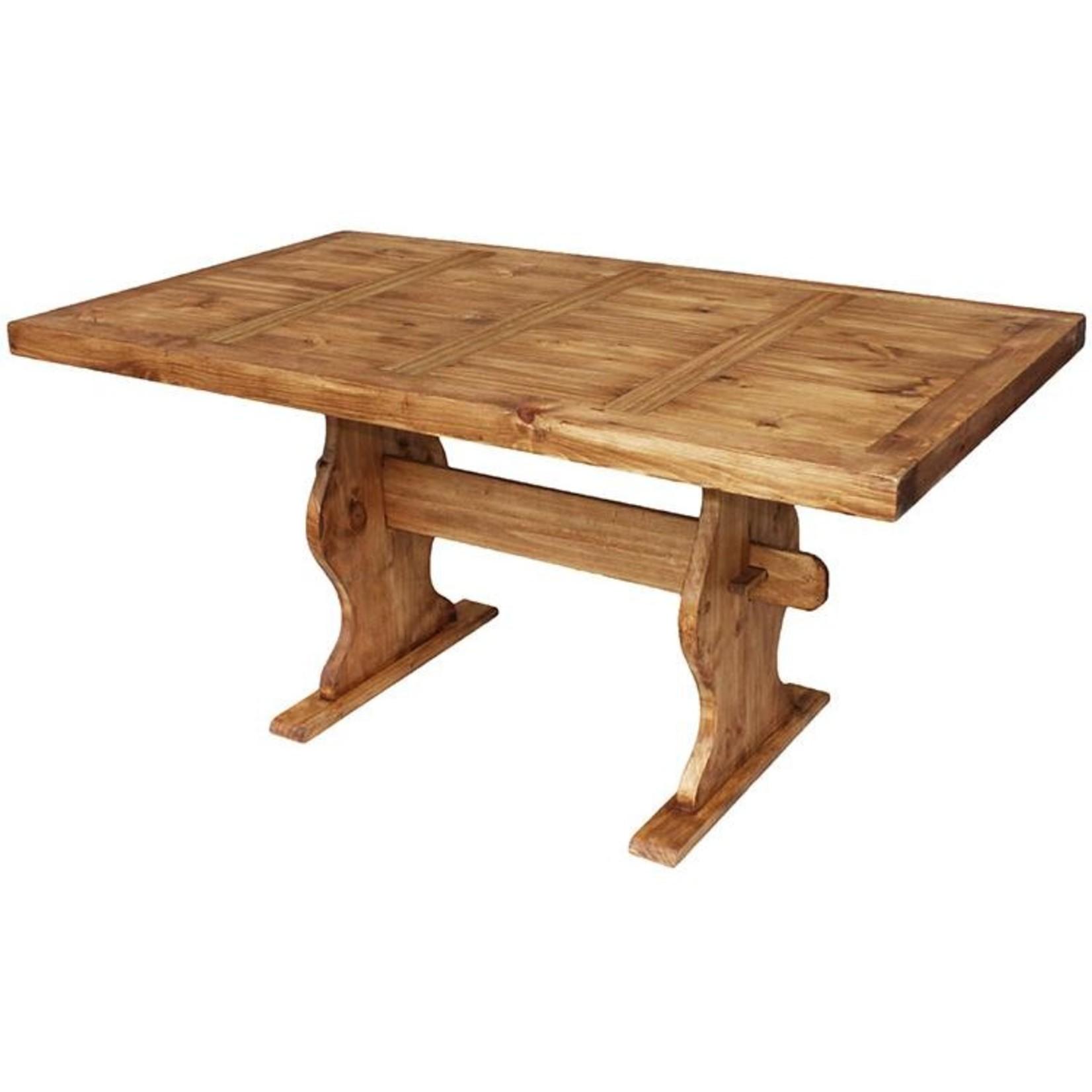 """Covento Trestle Table 63"""""""