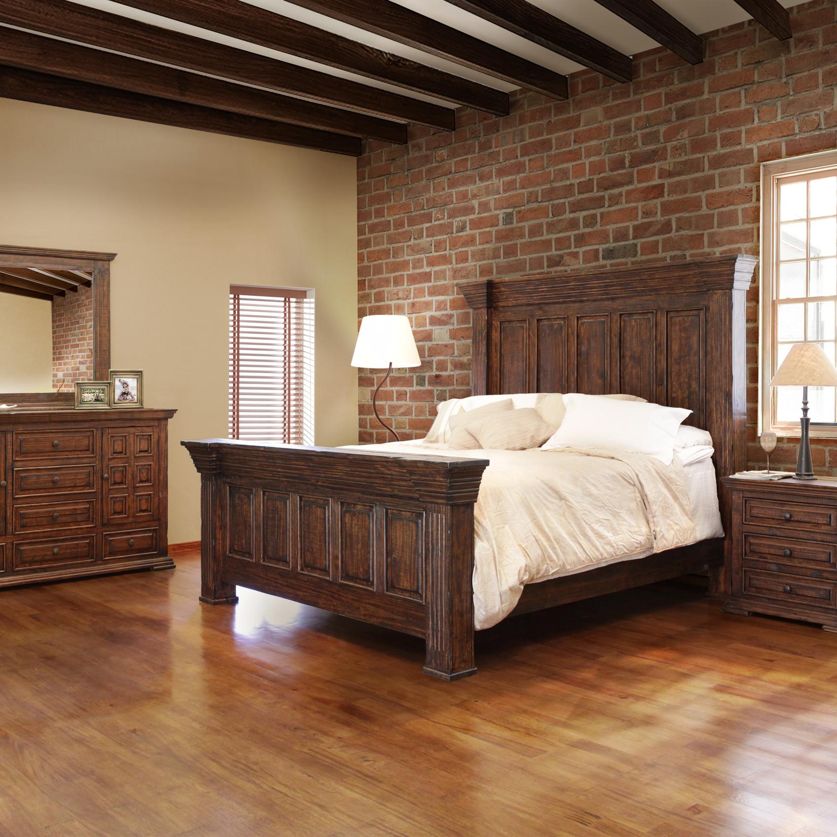 Terra Brown Bedroom