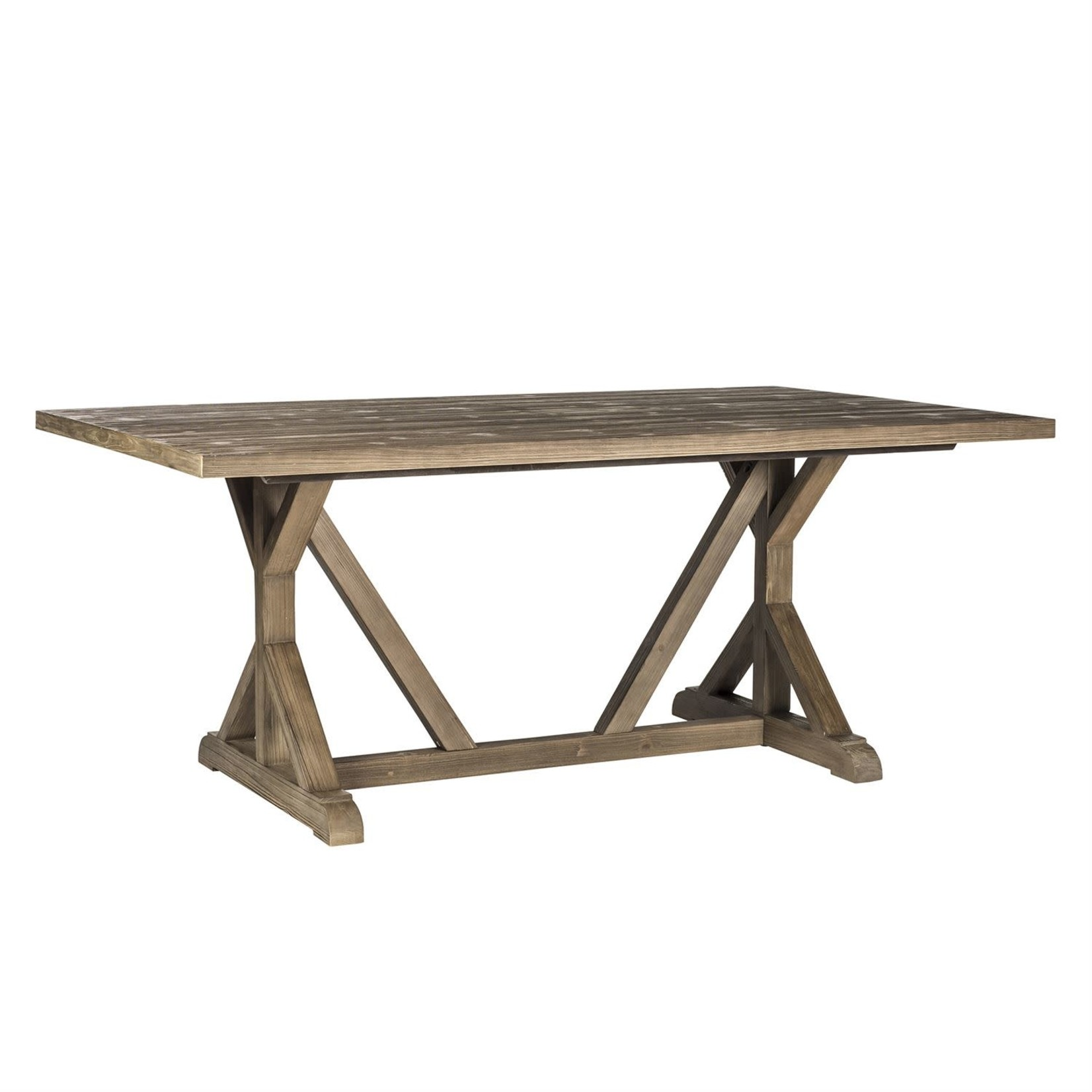 Carolina Lakes Trestle Table