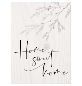 Home Sweet Home Word Block BHB0426