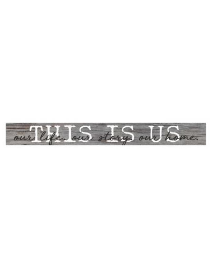 This Is Us Little Sign
