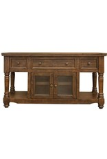 Botero Brown Tv Stand
