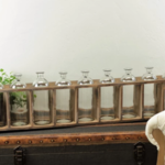 9 Bottle Crate Display