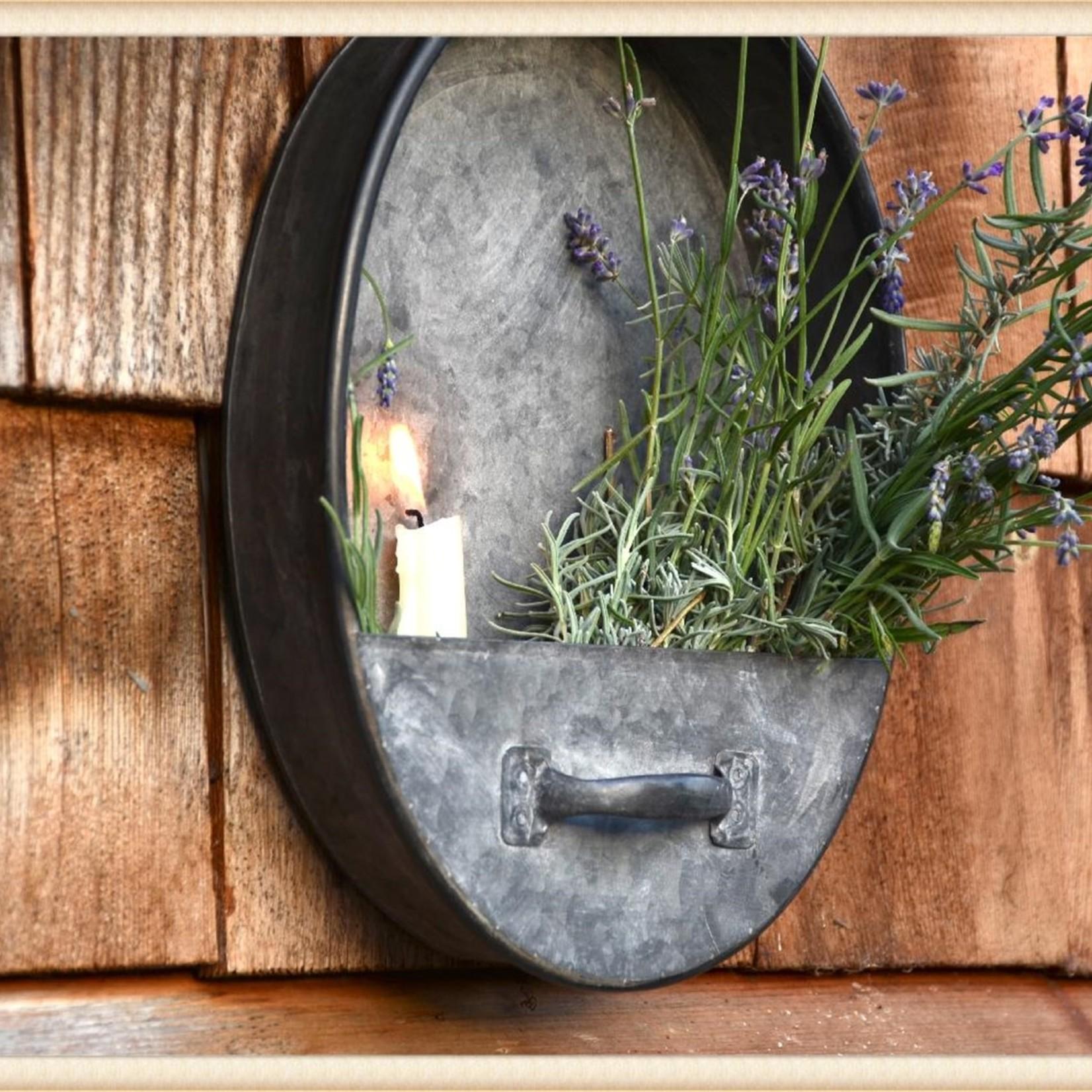 Oval Handled Wall Display FZ1707