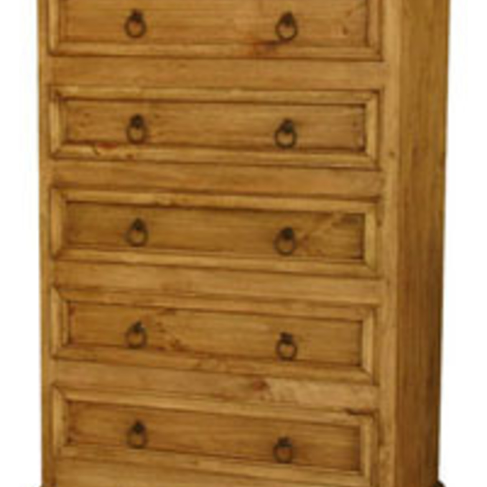Oasis 5 Drawer Chest of Drawers COM 061