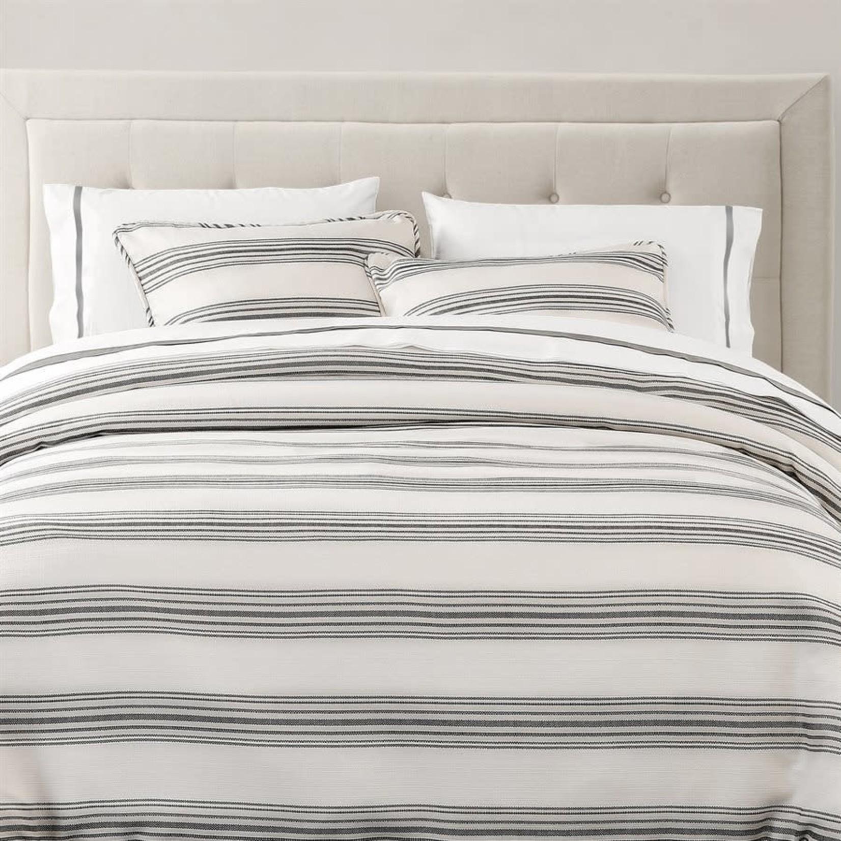 Blackberry Stripe Comforter Set