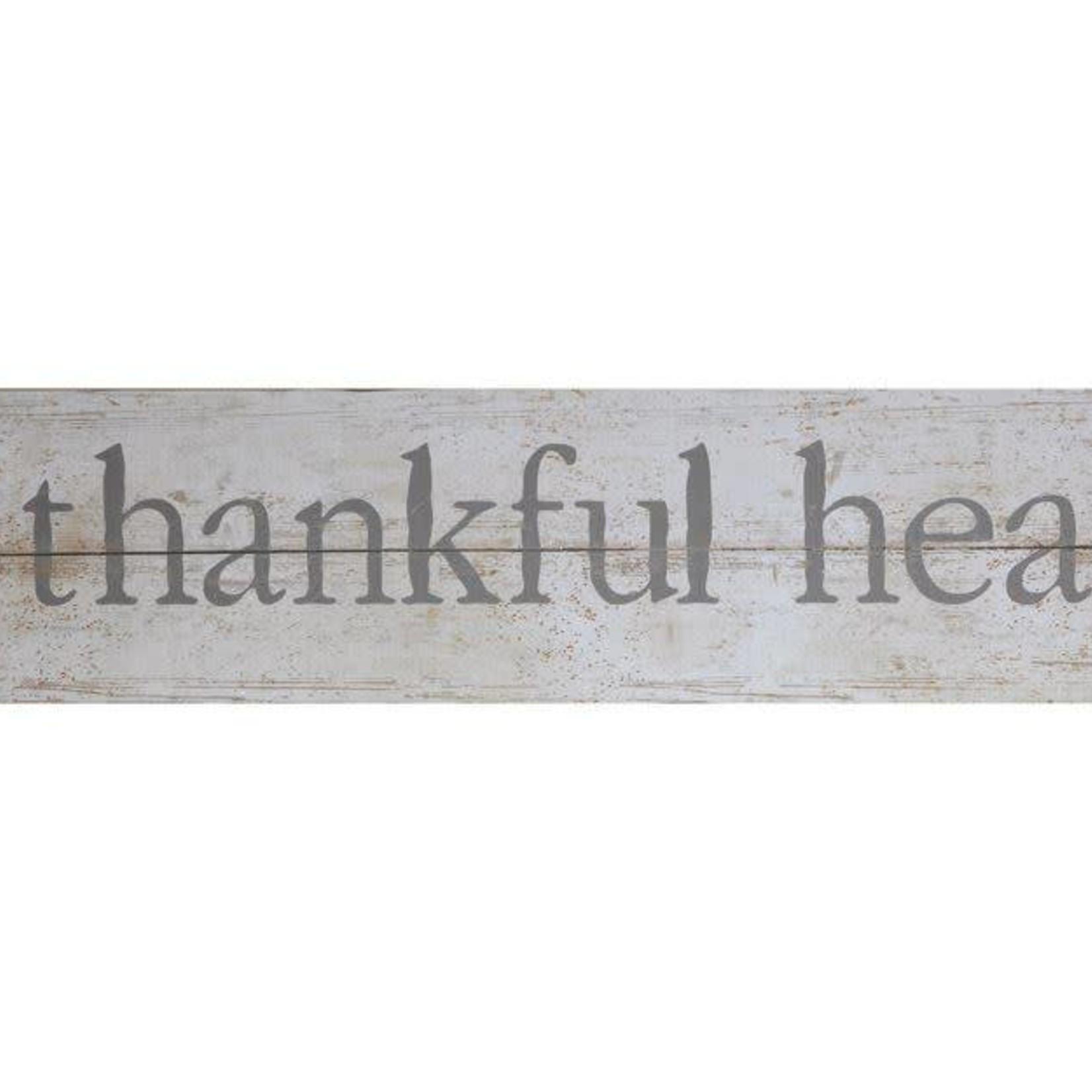 A Thankful Heart Sign