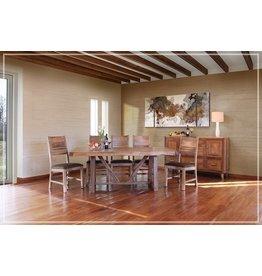 Habillo Wooden Table 123456