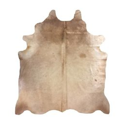 Taupe Cowhide