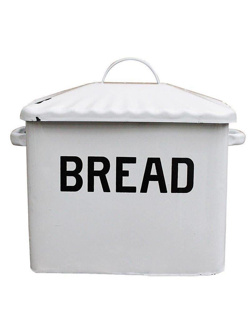 Bread Box - Metal