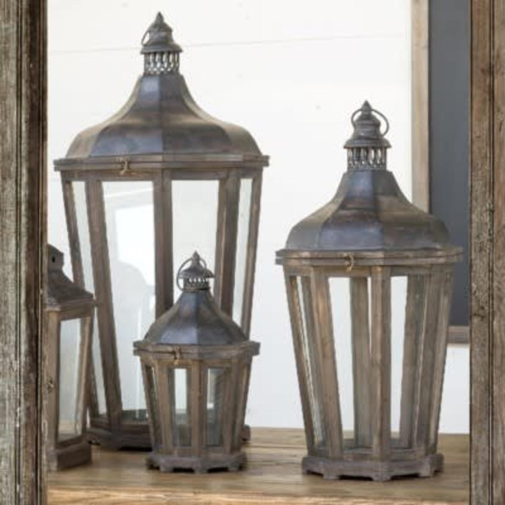 Large Hillcrest Lantern