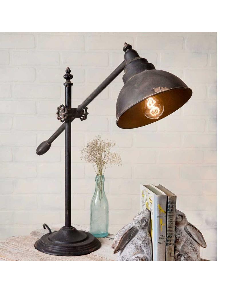 Adjustable Swing Arm Task Lamp