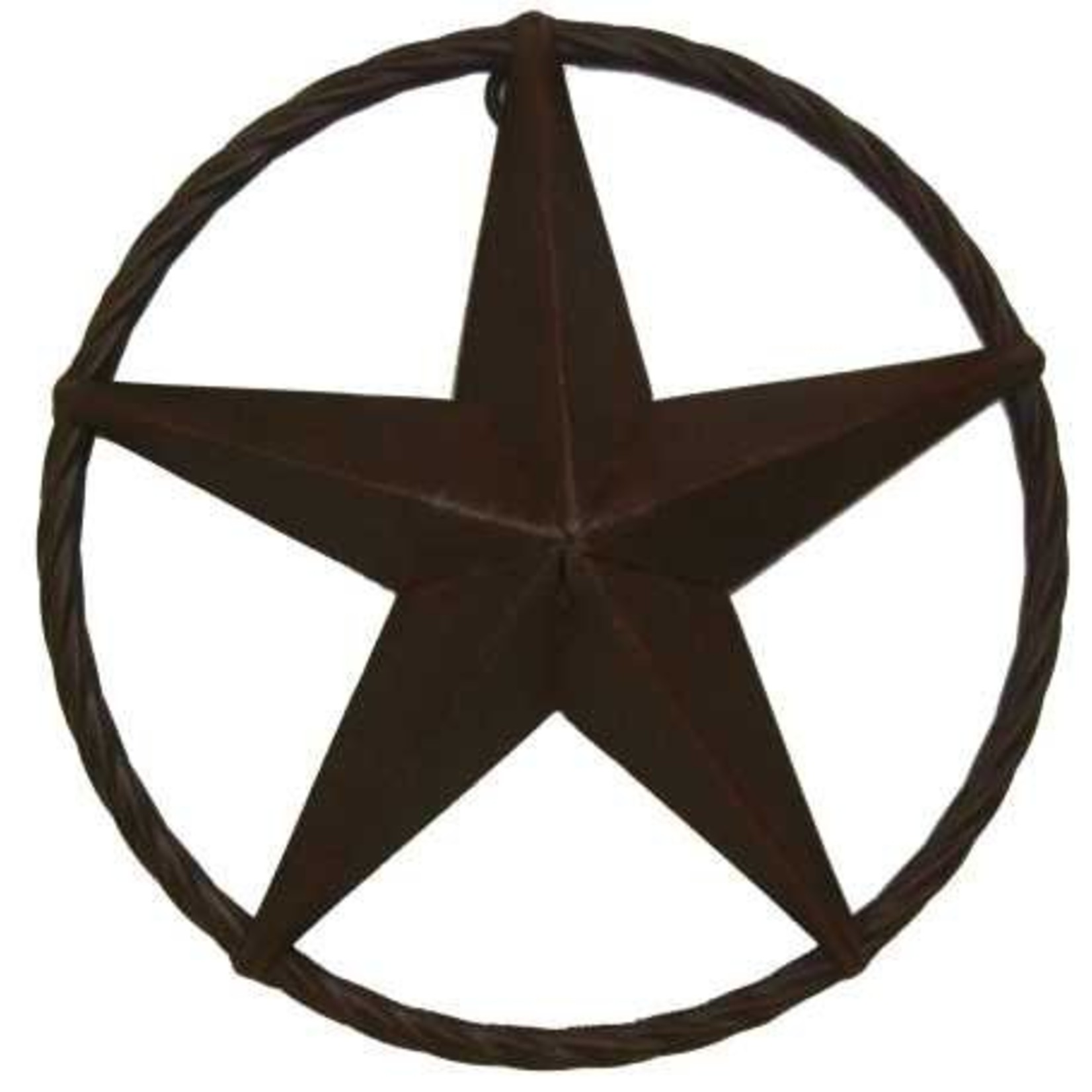 """Texas Star with Rope 8"""" 21179"""