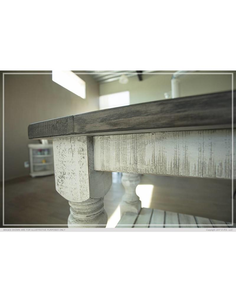 Stone Sofa Table