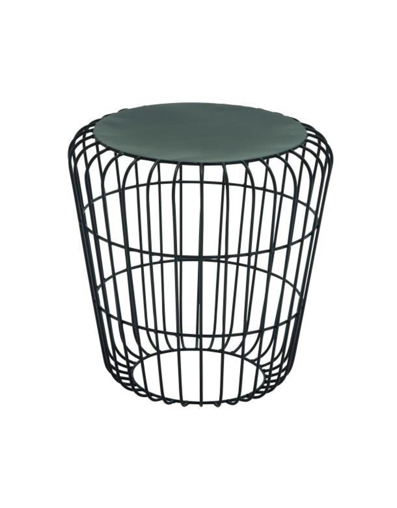Metal Accent Table 28987