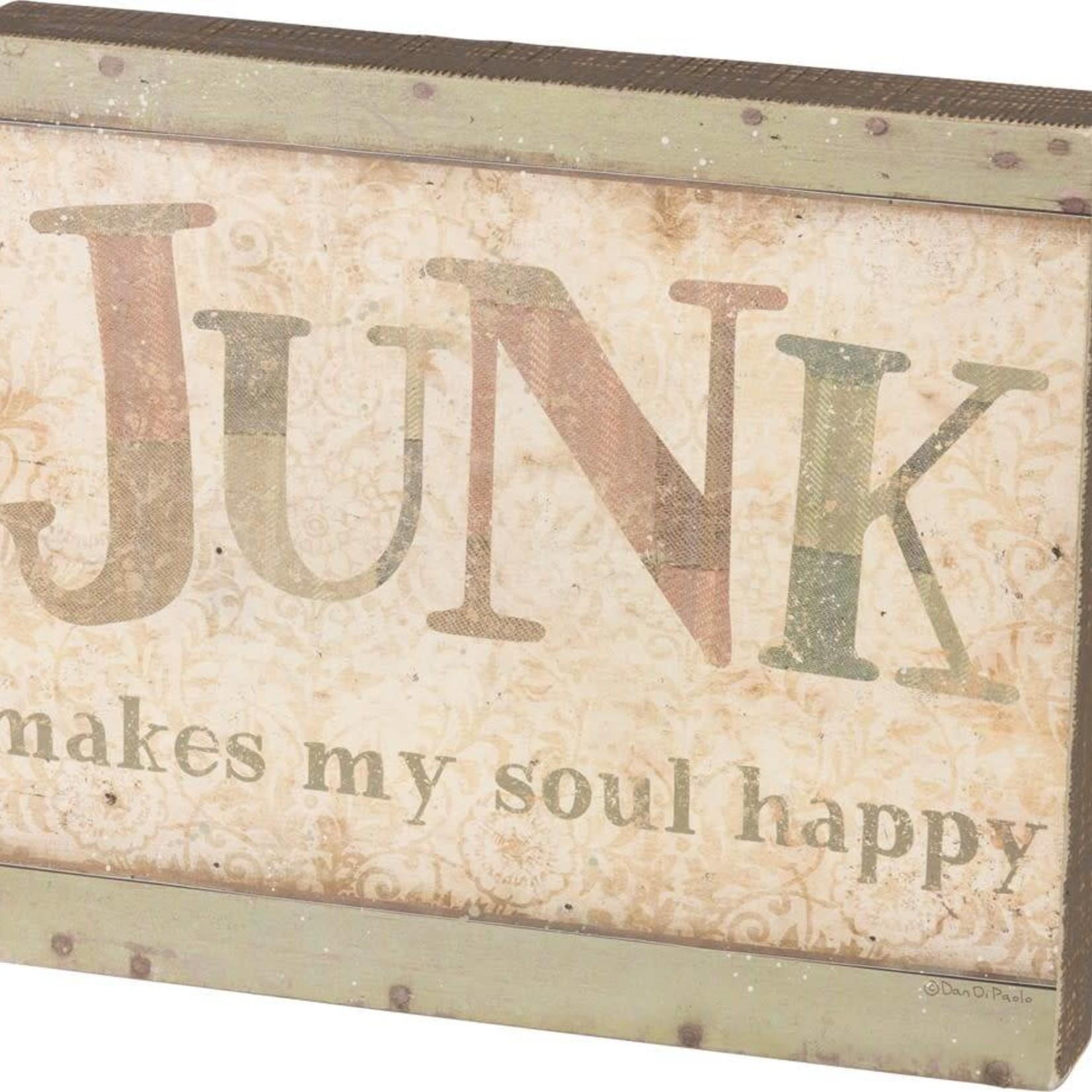 Junk Makes My Soul Happy 100270