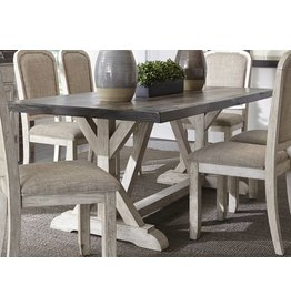 Willowrun Trestle Table