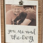 You, Me, and the Dog Frame