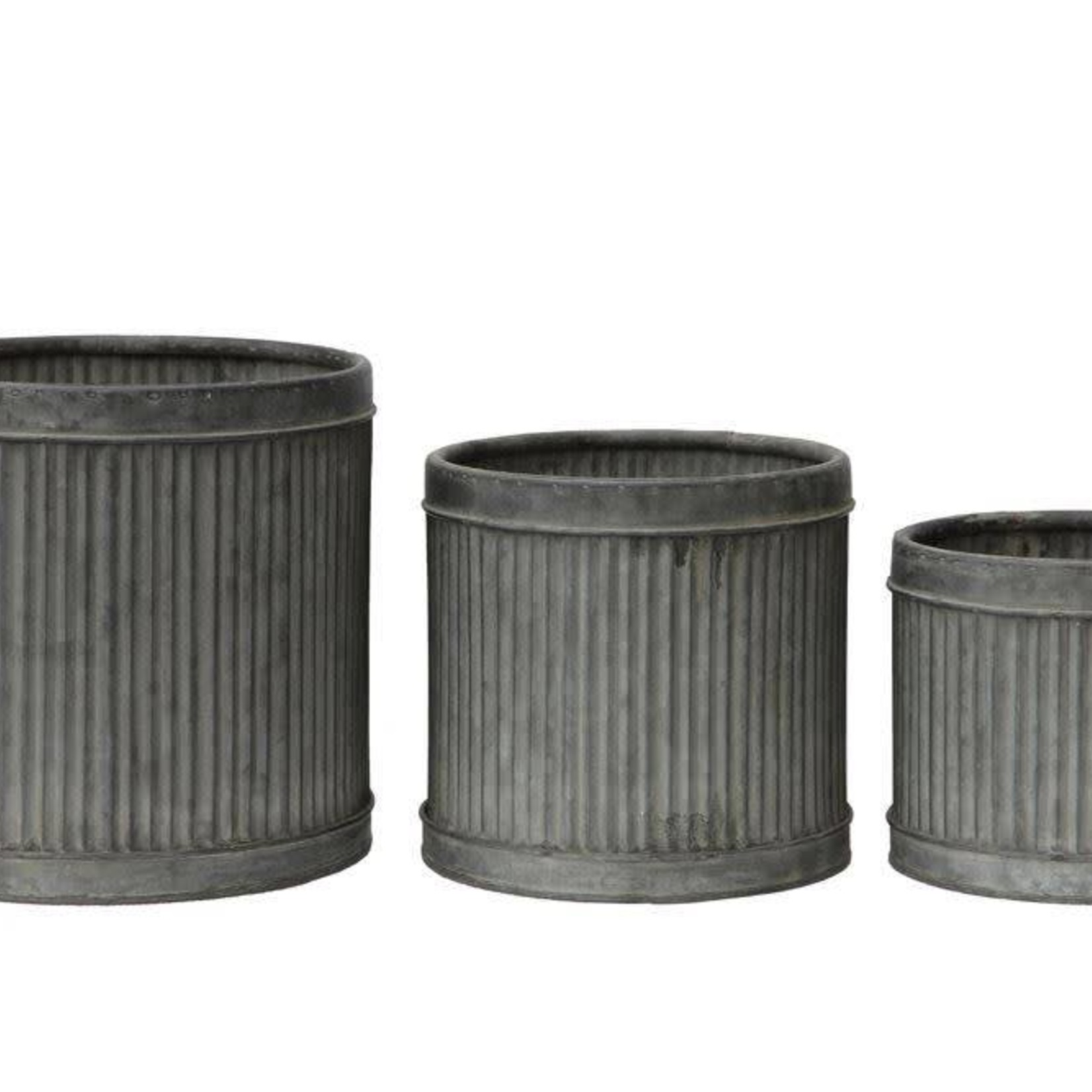 Corrugated Metal Container DA5307