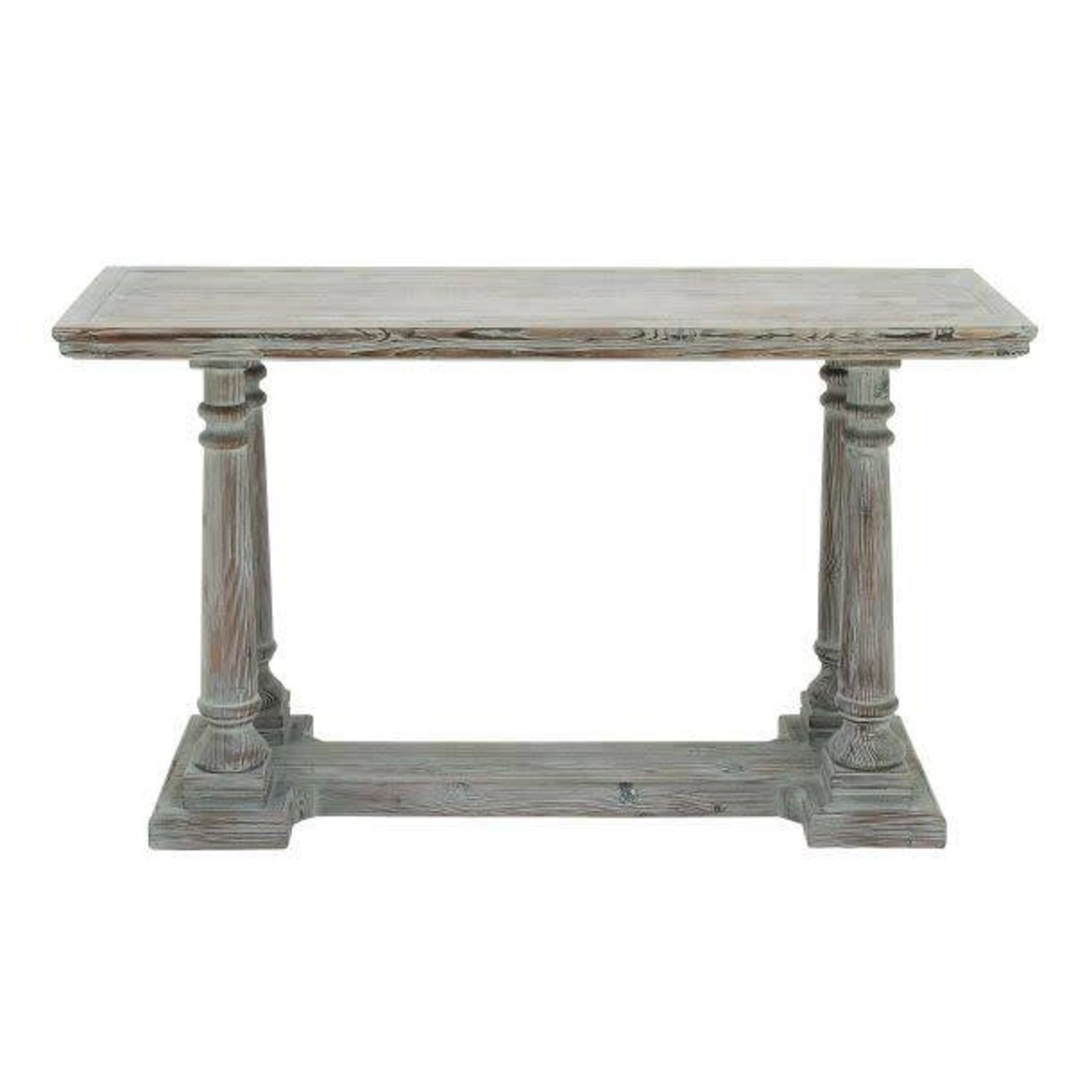 Wood Console Table 48743