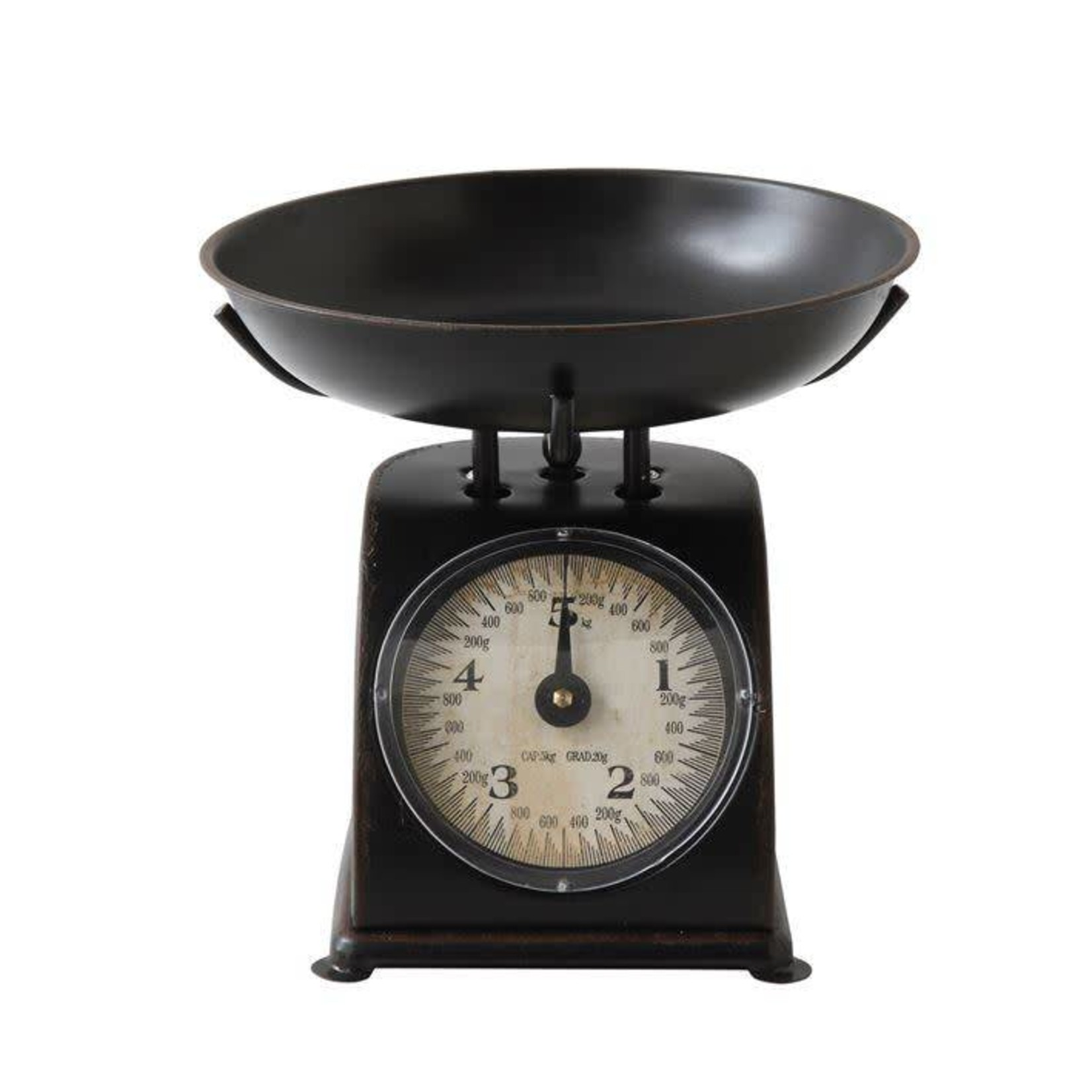 Metal Scale Antique Black DF0282