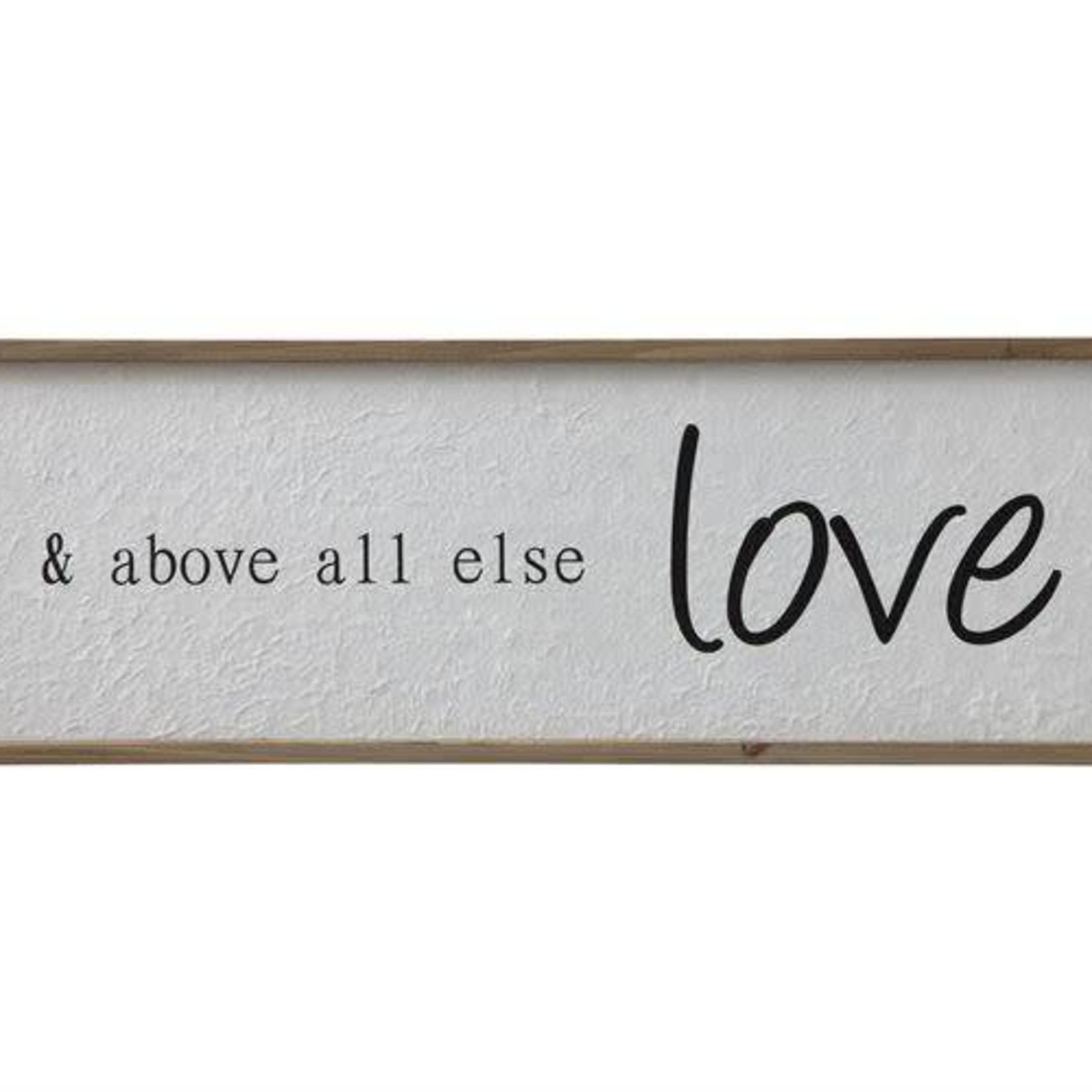 Above All Else Love DF0284