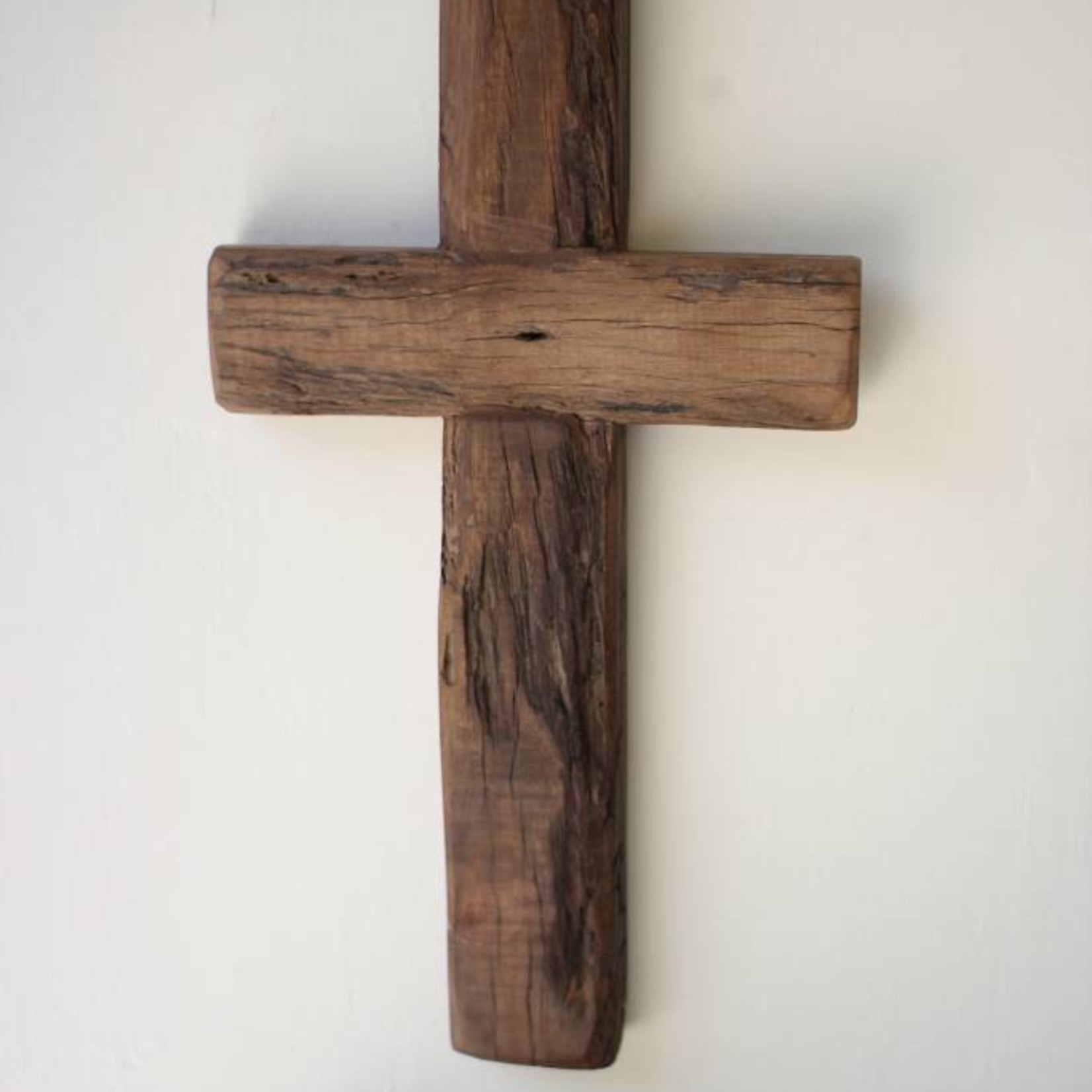 Recycled Wooden Cross NSE1050