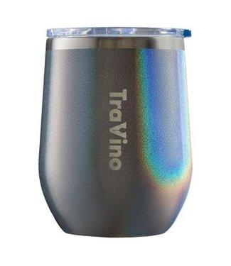 TraVino STEMLESS -Glitter- Charcoal