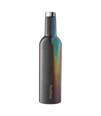 FLASK-Glitter-Charcoal 750ml