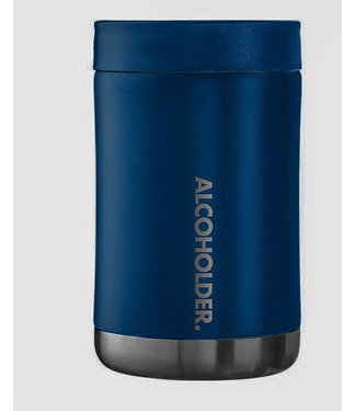 StubZero Bottle/Can Cooler Matte Storm Blue