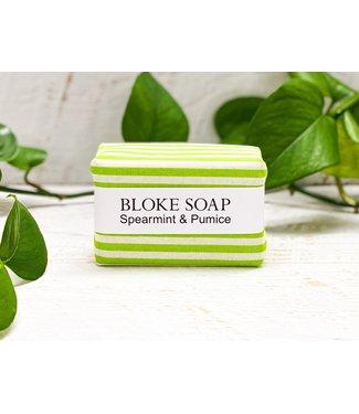BlackMilk BLOKE SOAP - SPEARMINT & PUMICE