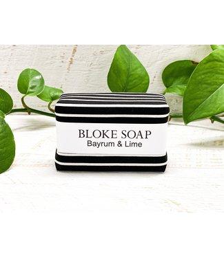 BlackMilk BLOKE SOAP - BAYRUM & LIME