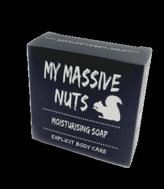 EXPLICIT BODY CARE MY MASSIVE NUTS  - SOAP
