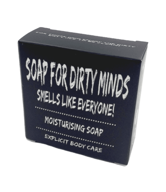 EXPLICIT BODY CARE DIRTY MINDS - SOAP