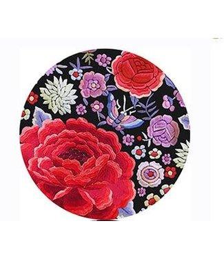 Anna Chandler Designs FLAMENCO - DESSERT PLATE SET