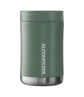 StubZero Bottle/Can Cooler Matte Hunter Green