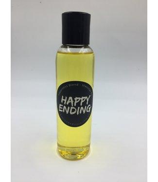 EXPLICIT BODY CARE HAPPY ENDING - MASSAGE OIL