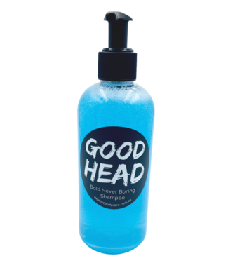 EXPLICIT BODY CARE SHAMPOO - GOOD HEAD