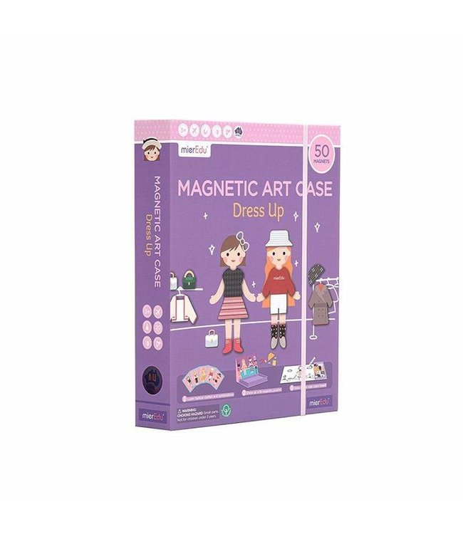 MAGNETIC ART CASE - DRESS UP